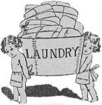 A Month of Mondays: Our laundry routines