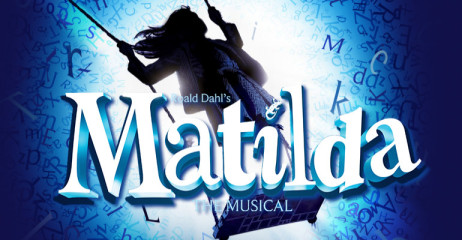 Matilda the Musical Poster
